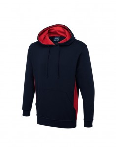 Uneek Clothing UC517 - Navy/Red.