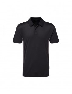 TuffStuff 131 Elite Polo Shirt - Black