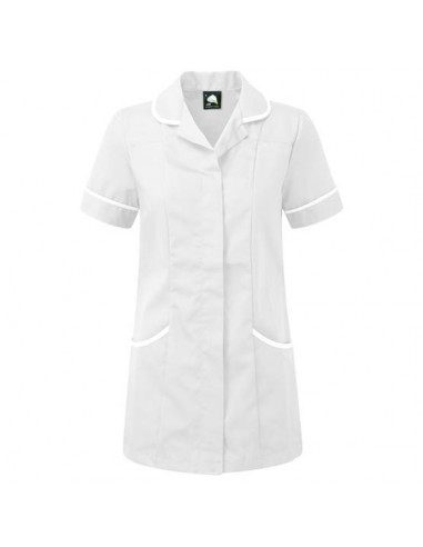 ORN Clothing Florence Tunic - White / White