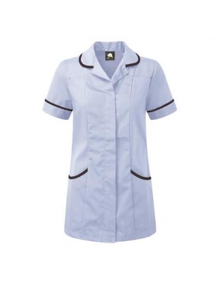 ORN Clothing Florence Tunic - Sky / Navy
