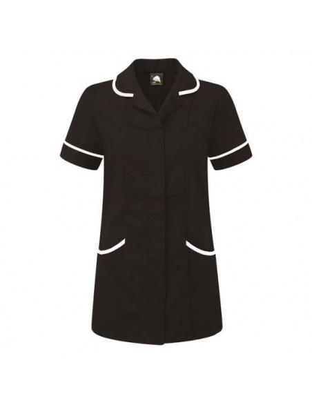 ORN Clothing Florence Tunic - Black / White