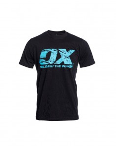 OX Workwear Crew Neck T-Shirt - Front