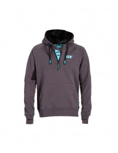 OX Workwear Over Head Hoodie - Front