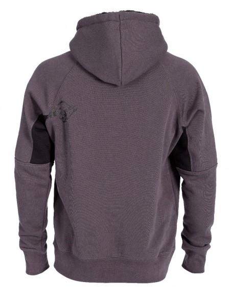OX Workwear Over Head Hoodie - Back