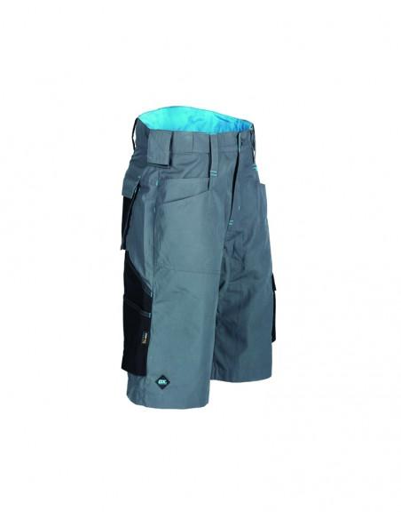 OX Workwear Ripstop Shorts - Grey