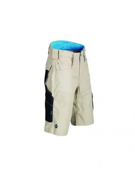 OX Workwear Ripstop Shorts - Beige