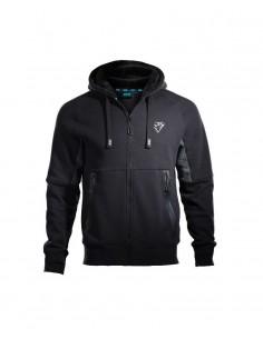 OX Workwear Zip Through Hoodie - Front
