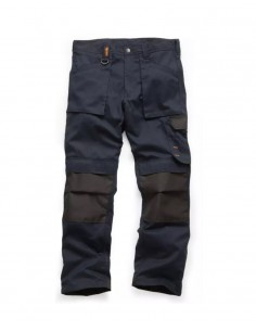 Scruffs Worker Trousers 2019 (Navy)