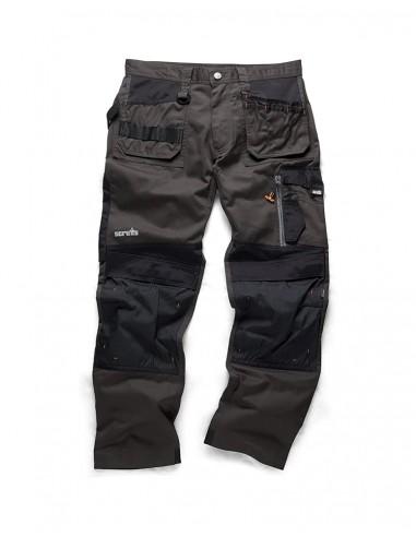 Scruffs 3D Trade Trousers (Graphite)