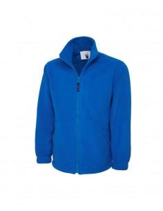 Uneek Clothing UC604 Classic Full Zip Micro Fleece Jacket - Royal
