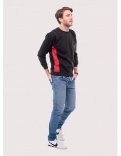 Uneek Clothing Two Tone Sweatshirt (UC217)