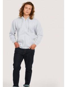 Uneek Clothing Classic Full Zip Hoodie (UC504)