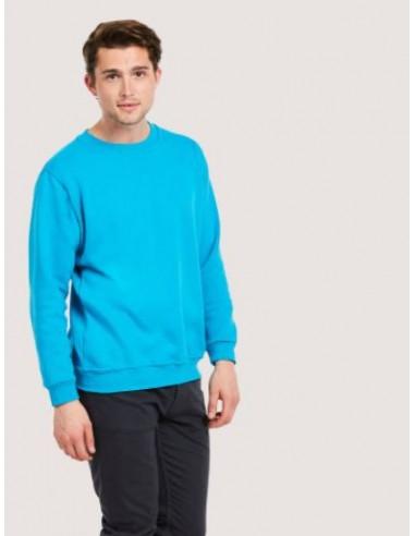 Uneek Classic Sweatshirt Jumper Casual Outdoor Pullover UC203 Lighter Colours