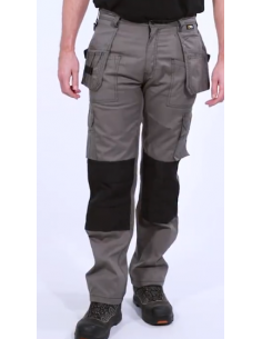 ORN Clothing Swift Tradesman Trouser (2850) - grey front