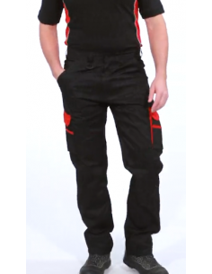 ORN Clothing Silverswift Two Tone Combat Trouser (2580) - front
