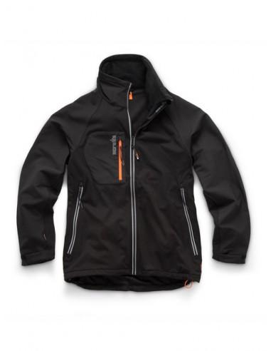 Scruffs Trade Flex Softshell Jacket Front
