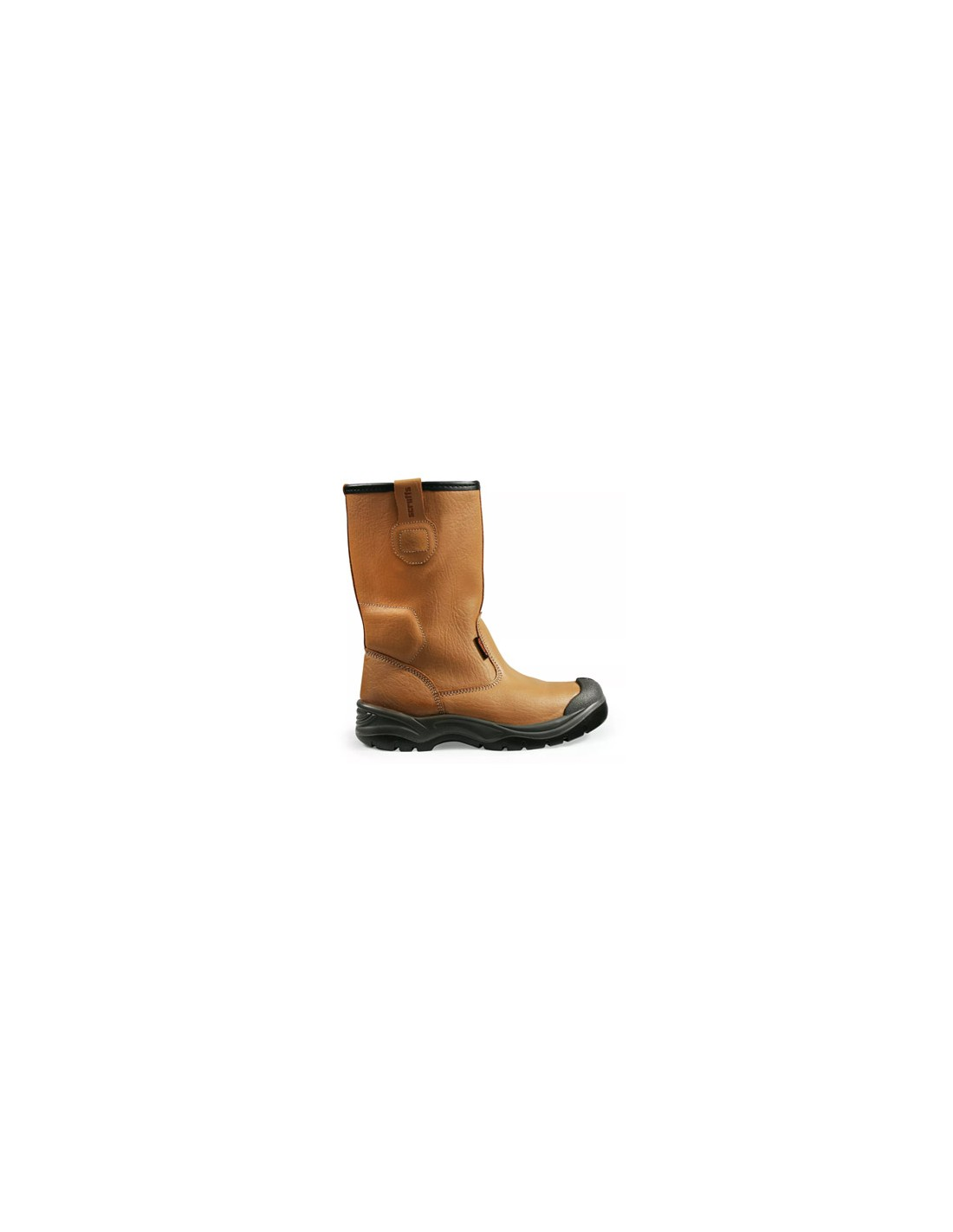 Scruffs Gravity Safety Rigger Tan Boots