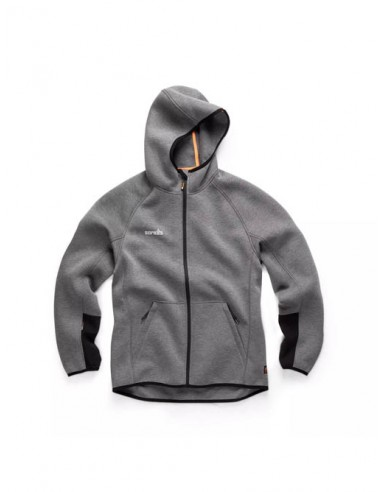 Scruffs Trade Air Layer Hoodie - Front
