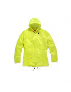 Scruffs Waterproof Rainsuit 2pc (Yellow) - jacket