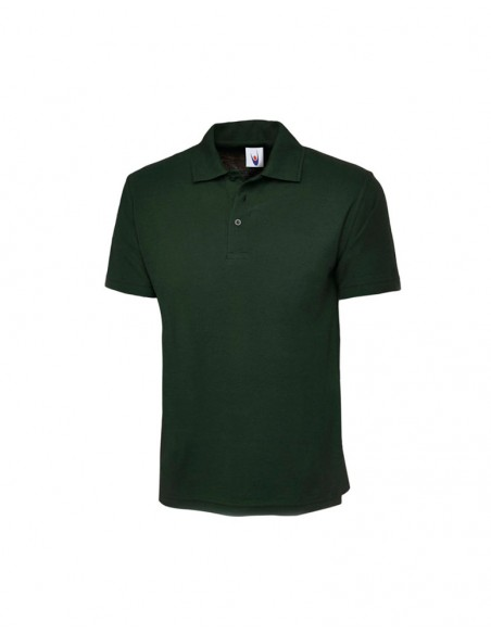 Uneek Clothing UC101 Classic Poloshirt - Bottle Green