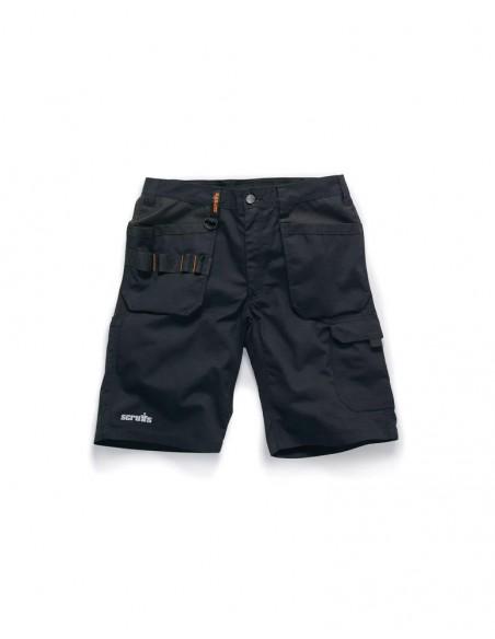 Scruffs Trade Flex Holster Shorts - black