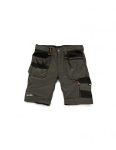 Scruffs Trade Shorts - Grey