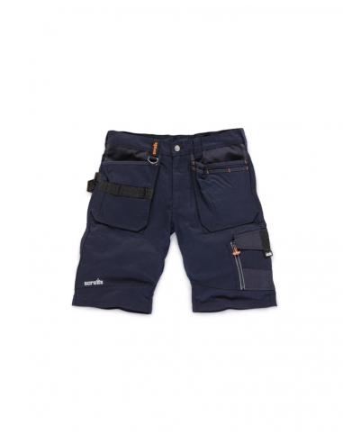 Scruffs Trade Shorts - Navy