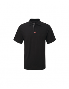 TuffStuff 134 Polo Shirt - Black