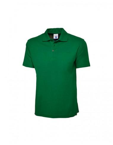 Uneek Clothing UC101 Classic Poloshirt - Bottle Green,