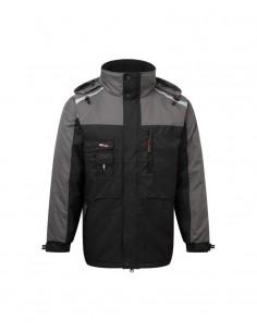 Tuffstuff 299 Cleveland Jacket black / grey