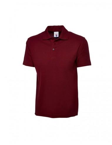 Uneek Clothing UC101 Classic Poloshirt - Maroon