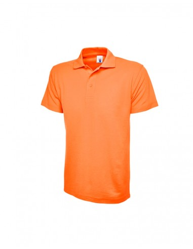Uneek Clothing UC101 Classic Poloshirt - Orange