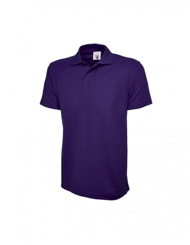 Uneek Clothing UC101 Classic Poloshirt - Purple