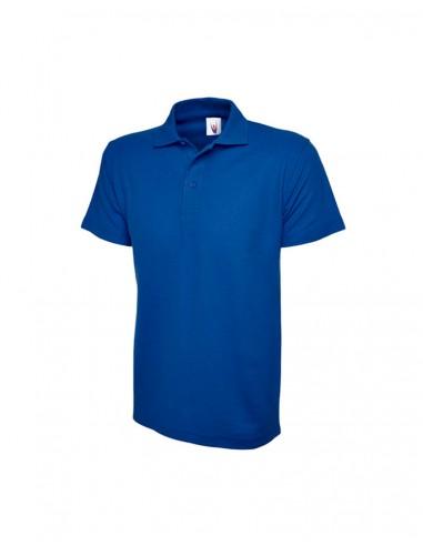 Uneek Clothing UC101 Classic Poloshirt - Royal