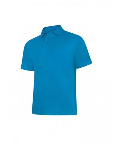 Uneek Clothing UC101 Classic Poloshirt - Sapphire Blue
