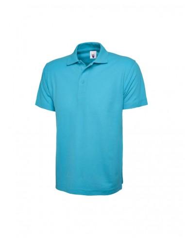 Uneek Clothing UC101 Classic Poloshirt - Sky