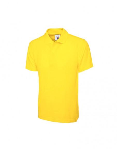 Uneek Clothing UC101 Classic Poloshirt - Yellow