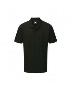 ORN Clothing Osprey Deluxe Poloshirt (1100) - Black