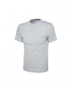 Uneek Clothing Premium T-shirt (UC302) - Heather grey