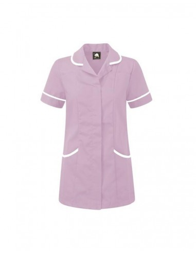 ORN Clothing Florence Tunic - Lilac / White