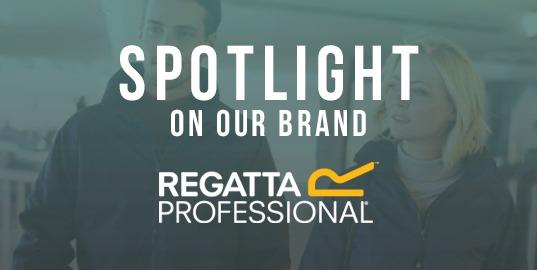 Spotlight on our Brands: Regatta Professional