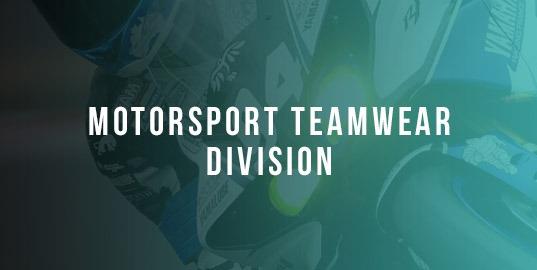 Motorsport Teamwear from Just Sew