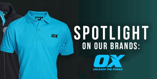 New Brand Addition: OX Workwear